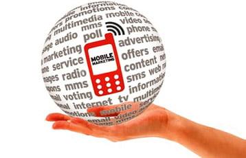 Châu Á – Miền đất hứa của Mobile Marketing