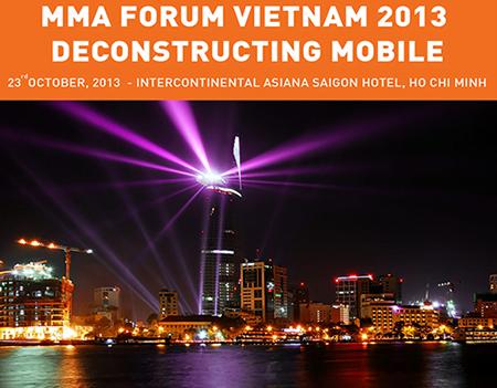 """Diễn đàn Mobile Marketing toàn cầu 2013 – """"Giải mã vai trò của Mobile"""""""