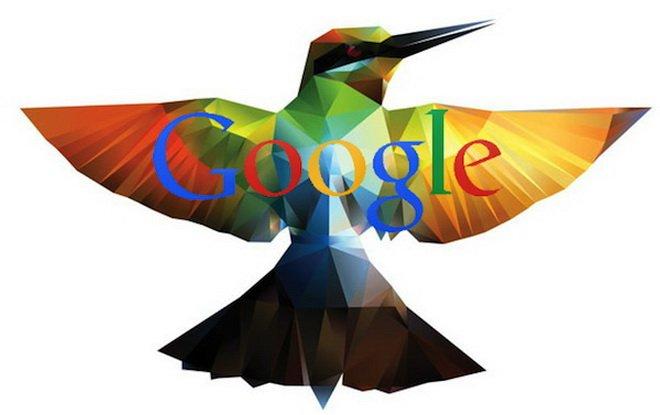 Google công bố áp dụng thuật toán tìm kiếm mới Hummingbird
