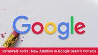 Google Search Console ra mắt công cụ xóa URL mới